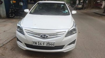 Used 2016 Hyundai Verna AT for sale in Chennai