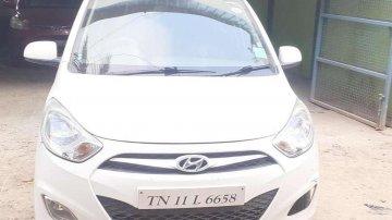 Used Hyundai i10 Sportz 2015 MT for sale in Chennai