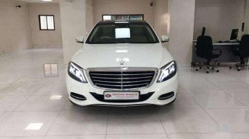 Used Mercedes Benz S Class 2015 AT for sale in Pune