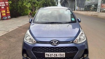 Used Hyundai Grand i10 2017 MT for sale in Chennai