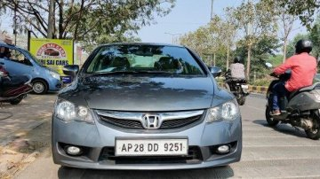 Used 2009 Honda Civic AT for sale in Hyderabad
