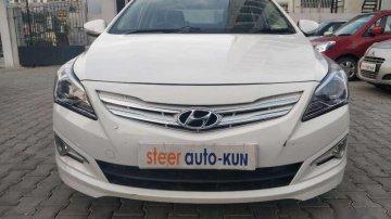 Used Hyundai Verna 2016 AT for sale in Chennai