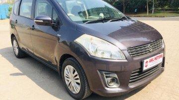 Used Maruti Suzuki Ertiga 2013 MT for sale in Thane
