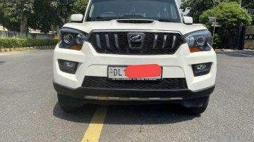 Used Mahindra Scorpio MT 2015 MT for sale in Gurgaon