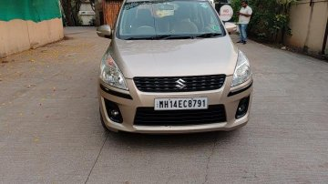 Used Maruti Suzuki Ertiga VXI CNG 2014 MT in Pune