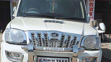 2009 Mahindra Scorpio MT for sale in Chittorgarh