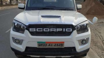 Used Mahindra Scorpio 2018 MT for sale in Lucknow