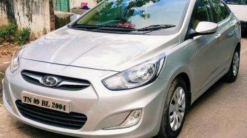 2011 Hyundai Verna 1.6 CRDi MT for sale in Chennai