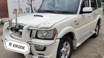 2010 Mahindra Scorpio VLX MT for sale in Erode