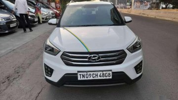Used 2017 Hyundai Creta 1.6 SX AT in Chennai