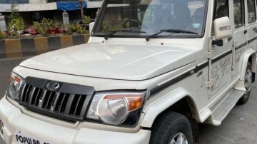 2012 Mahindra Bolero ZLX MT for sale in Mumbai