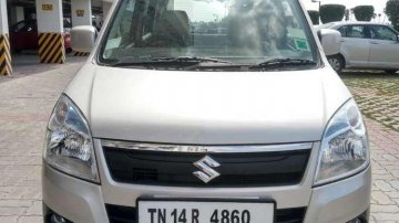 Used 2018 Maruti Suzuki Wagon R VXI MT for sale in Chennai