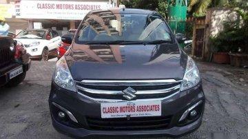 2017 Maruti Suzuki Ertiga SHVS ZDI Plus MT for sale in Mumbai