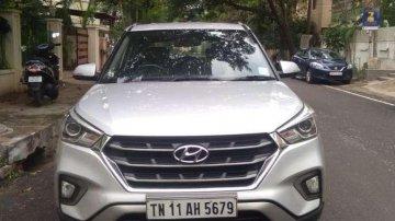 Hyundai Creta 1.6 SX 2018 MT for sale in Chennai