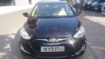 2013 Hyundai Verna CRDi MT for sale in Chennai