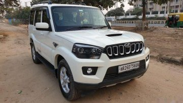 Mahindra Scorpio 2018 MT for sale in Gurgaon