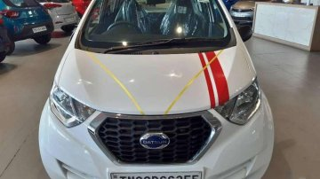 2020 Datsun Redi-GO A MT for sale in Chennai