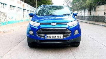 Used 2013 Ford EcoSport MT for sale in Chinchwad