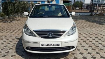 Used 2012 Tata Manza Aura Quadrajet BS IV AT for sale in Nashik