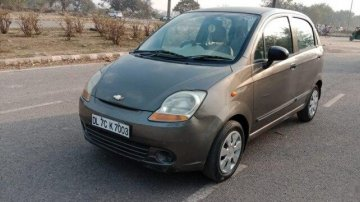 Used Chevrolet Spark 1.0 LS 2011 MT for sale in New Delhi