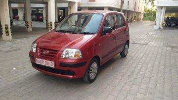 Used 2012 Hyundai Santro Xing MT for sale in Chennai