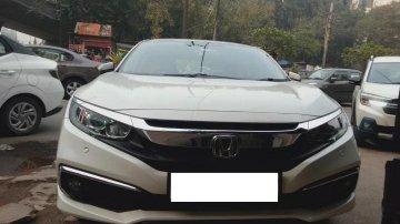 Used 2019 Honda Civic AT for sale in New Delhi