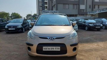 Used Hyundai i10 Sportz 2009 MT for sale in Nashik