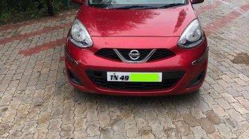 Used Nissan Micra Active XV S 2015 MT for sale in Tiruchirappalli