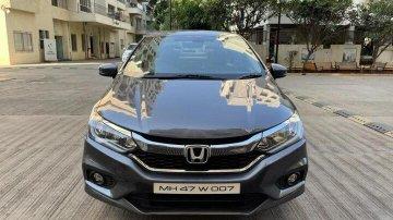 Used 2017 Honda City AT for sale in Nashik