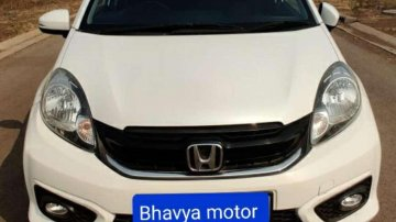 Used 2017 Honda Brio MT for sale in Raipur