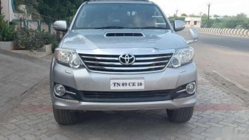 2016 Toyota Fortuner AT for sale in Madurai
