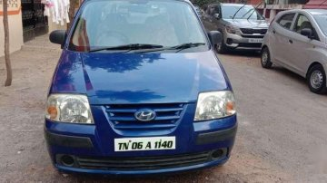 2010 Hyundai Santro Xing GLS MT for sale in Chennai