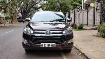 2018 Toyota Innova Crysta 2.8 ZX AT for sale in Nagar