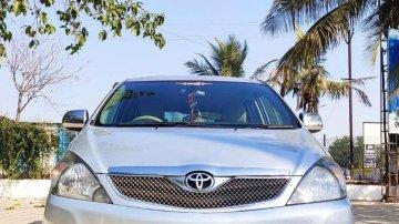 2010 Toyota Innova MT for sale in Nashik