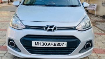 Used 2015 Hyundai Xcent MT for sale in Aurangabad