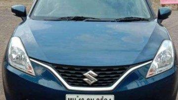 2018 Maruti Suzuki Baleno Zeta MT for sale in Sangli