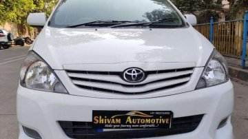 2010 Toyota Innova MT for sale in Goregaon