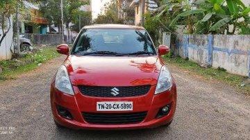 2012 Maruti Suzuki Swift VDI MT for sale in Chennai