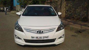 Used 2016 Hyundai Fluidic Verna MT for sale in Goregaon