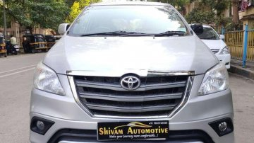 Used 2014 Toyota Innova MT for sale in Goregaon