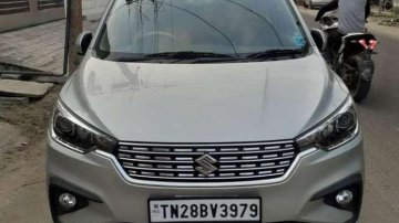 2019 Maruti Suzuki Ertiga SHVS VDI MT for sale in Tiruchirappalli