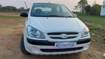Used 2009 Hyundai Getz 1.3 GVS MT in Nizamabad