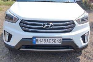 Used Hyundai Creta 1.6 CRDi SX 2015 MT in Nashik