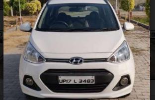 Used 2016 Hyundai Grand i10 Sportz MT for sale in Meerut