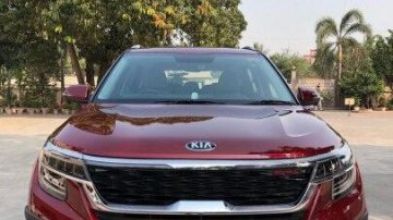 Used 2020 Seltos GTX Plus DCT  for sale in Surat
