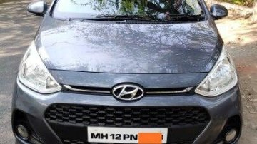 Used 2017 Grand i10 1.2 Kappa Sportz Option AT  for sale in Pune