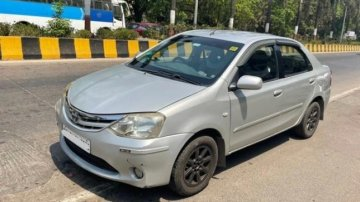 Used 2012 Etios G  for sale in Mumbai