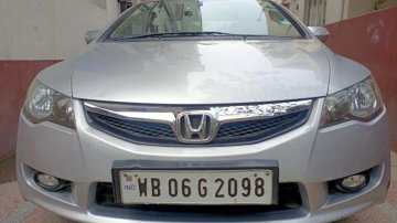 Used 2011 Civic 1.8 V AT  for sale in Kolkata