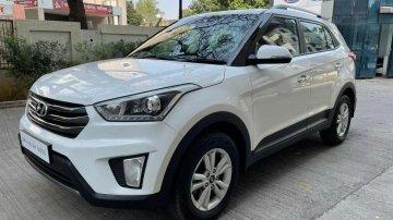 Used 2016 Creta 1.6 CRDi AT SX Plus  for sale in Nashik