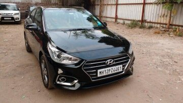 Used 2018 Verna VTVT 1.6 AT SX Option  for sale in Pune